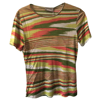 Missoni T-shirt with pattern
