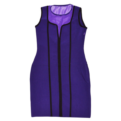 Hervé Léger Bodycon knit dress
