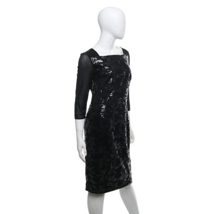 Rena Lange Sequined dress in black