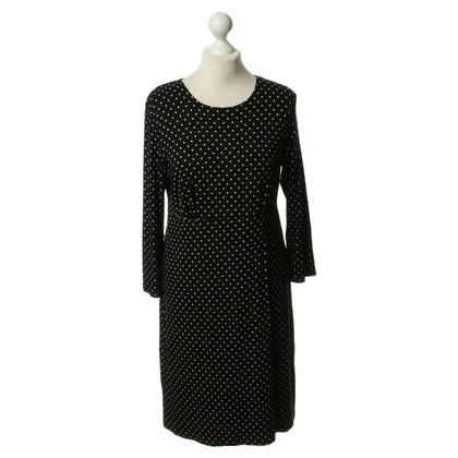 Agnès B. La robe de Jersey motif Polkadot