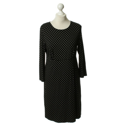 Agnès B. The Polkadot pattern Jersey dress
