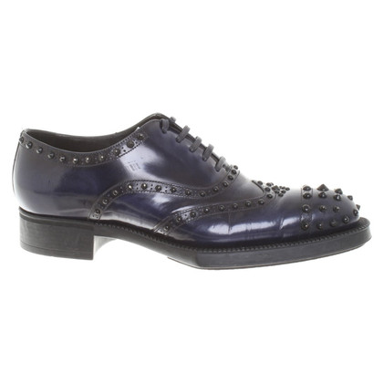 Prada Lace-up shoes in blue