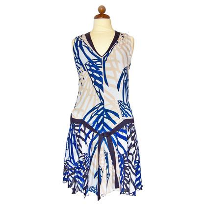Proenza Schouler zijden jurk