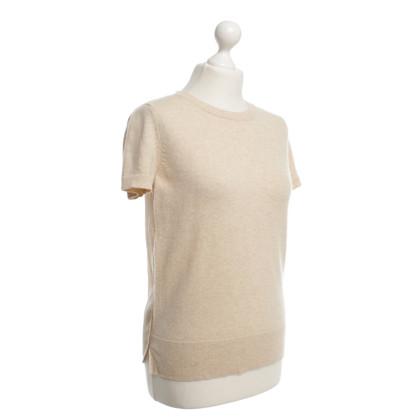 Steffen Schraut pullover di cashmere a maniche corte