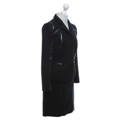 Prada Kostüm in Schwarz