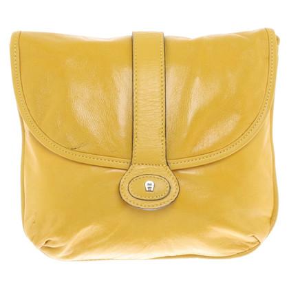 Aigner Shoulder bag in yellow