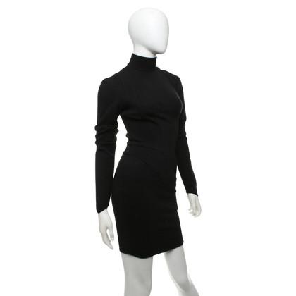 Mugler Mugler - vestito di nero