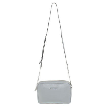 "Michael Kors ""Bedford LG EW Leather Crossbody Dove"""