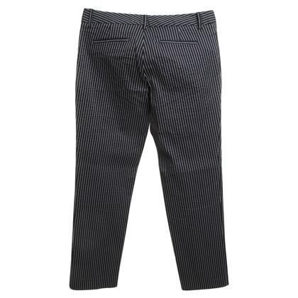 Gucci Maritime broek in donkerblauw