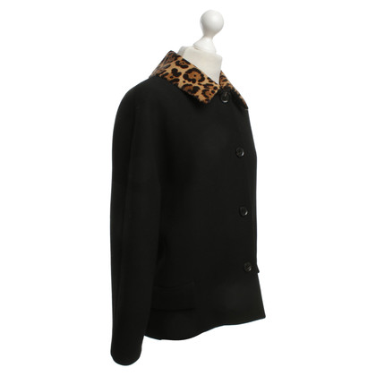 Gucci Coat in zwart
