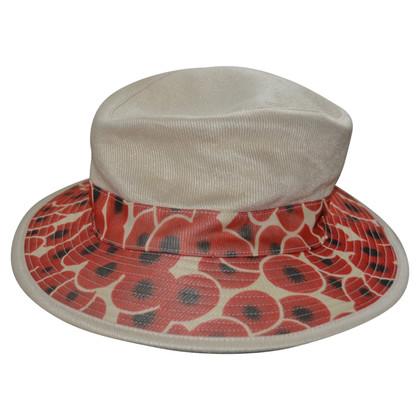Hermès Cappello in lino / cotone