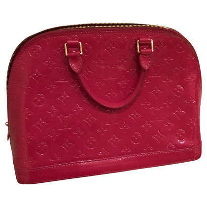 "Louis Vuitton ""Alma Monogram Vernis"""
