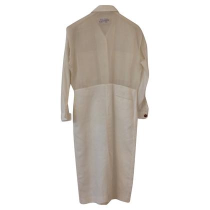 Jean Paul Gaultier Linnen jurk
