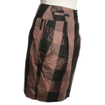 Wunderkind skirt silk