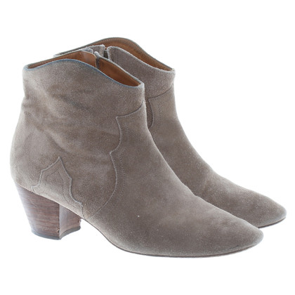 Isabel Marant Ankle boots in Taupe