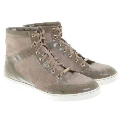 Jimmy Choo Sneakers alte in kaki