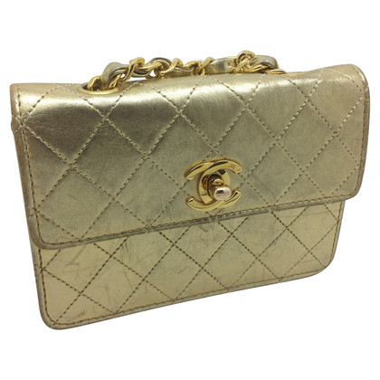 Chanel Gold colored Flap Bag
