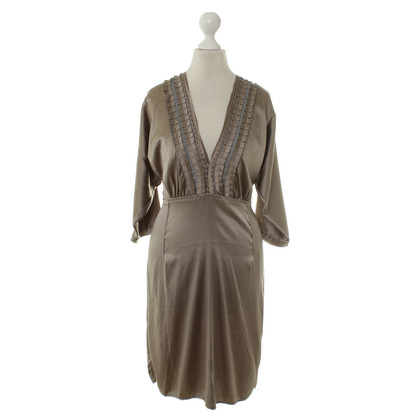 Bruuns Bazaar Dress in Taupe