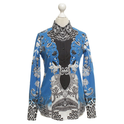 Etro Blouse with motif print