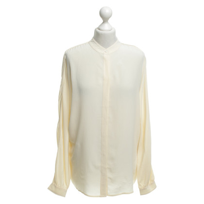 Closed Silk blouse in Apricot
