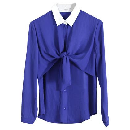 Carven geknoopte blouse