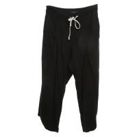 Yohji Yamamoto Pants in Black