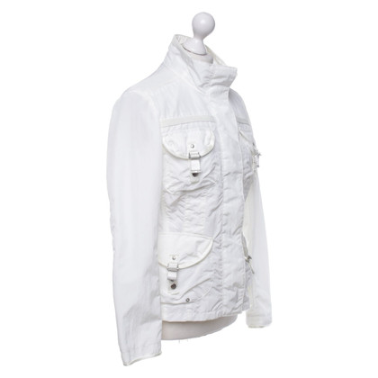 Peuterey Sportive jacket in cream
