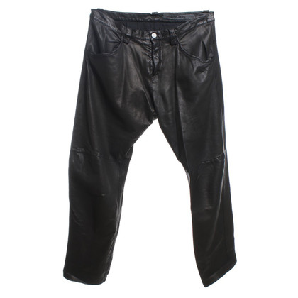 Drome Leather pants in black