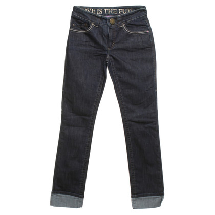 Laurèl Jeans in blu scuro