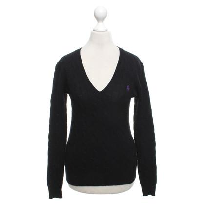 Ralph Lauren Sweater in zwart