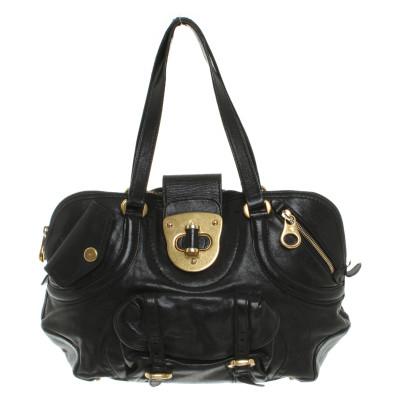 Alexander Mcqueen Handbag In Black