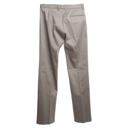 Joseph pantaloni con piega in grigio