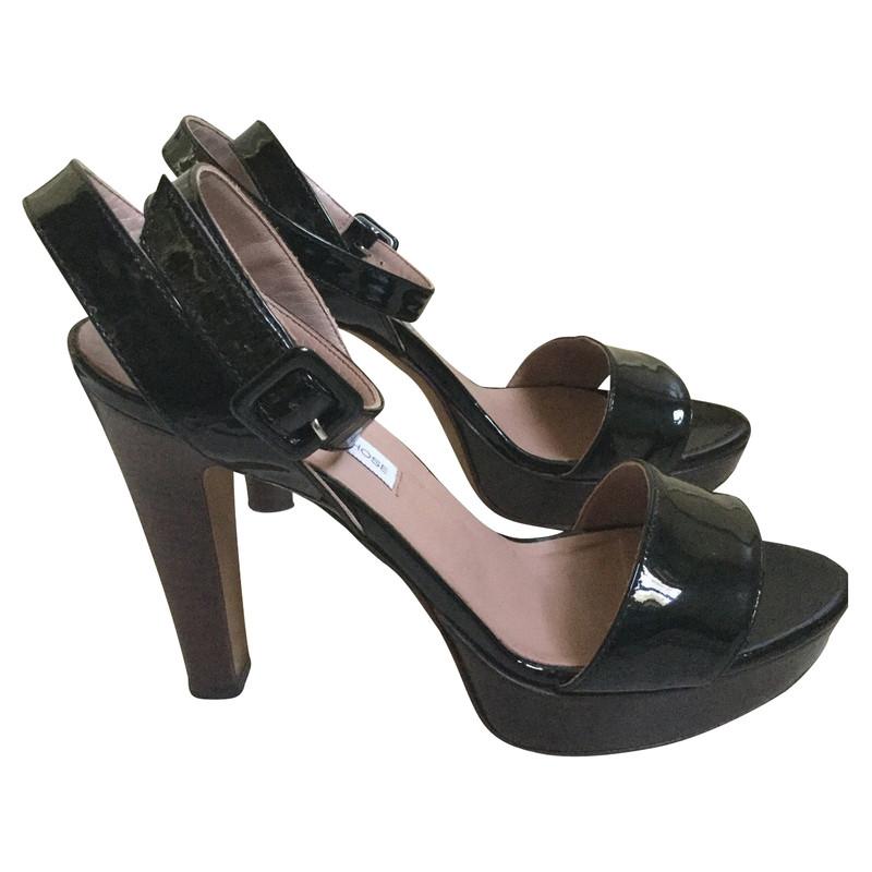 Schuhe im vintage look