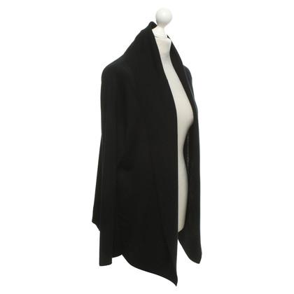 0039 Italy Cardigan in black