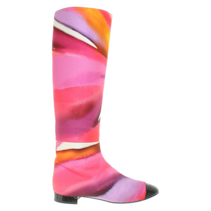Chanel Boots in multicolor