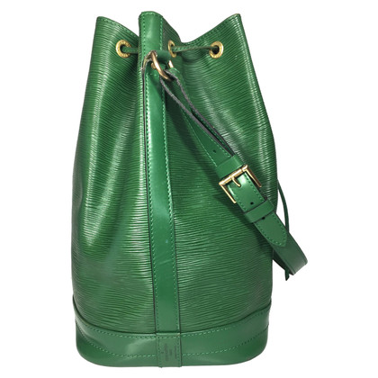"Louis Vuitton ""Grand Noé EPI' in verde"