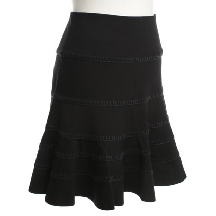 Akris skirt in black