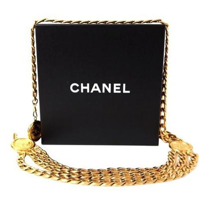 Chanel Gürtel Vintage Medaillon