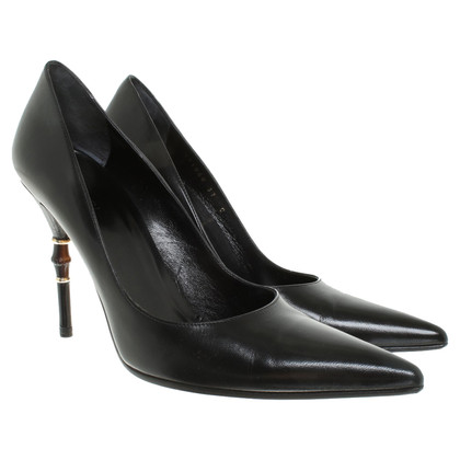 Gucci pumps in nero