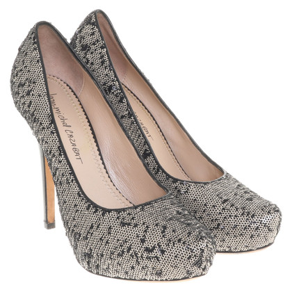 Jean-Michel Cazabat pumps met pailletten