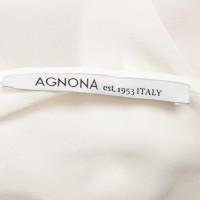 Agnona Blouse in crème