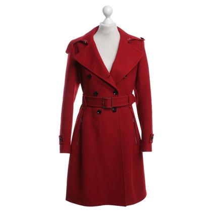 Karen Millen Mantel in Rot