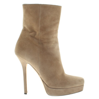 Gucci Ankle boots in beige