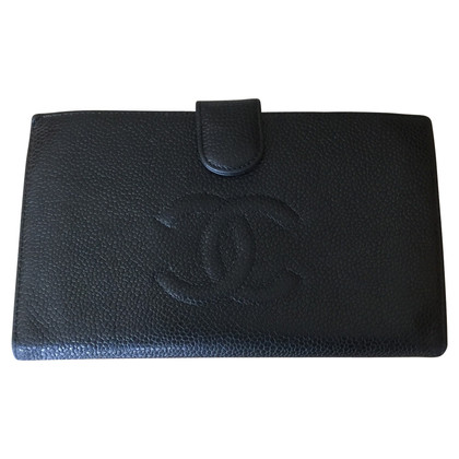Chanel Wallet in zwart