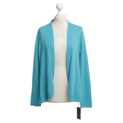 Marc Cain Vest met Turquoise