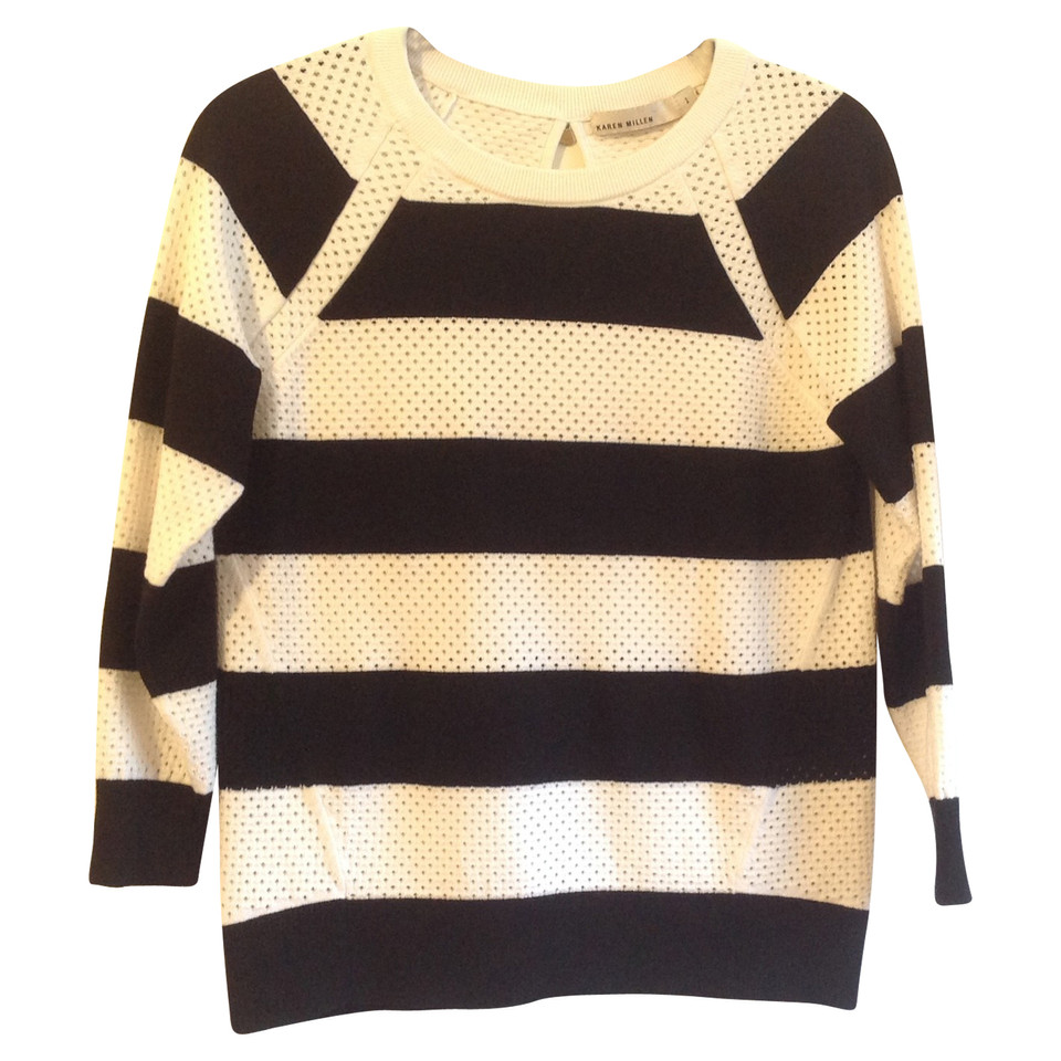 Karen Millen Sweater with stripes