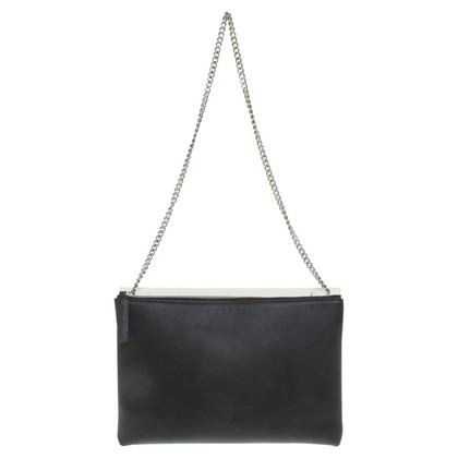 Marni Bag in Black / White