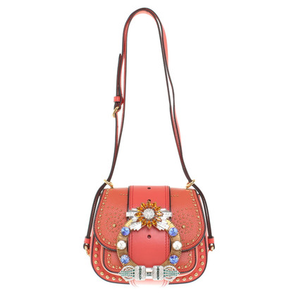 Miu Miu Handbag in red