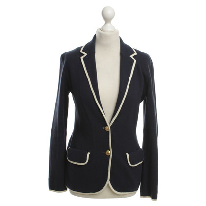 Ralph Lauren Blazer in blu / bianco