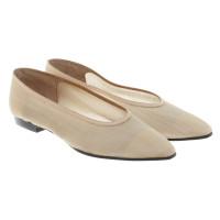 Hermès Slipper in beige